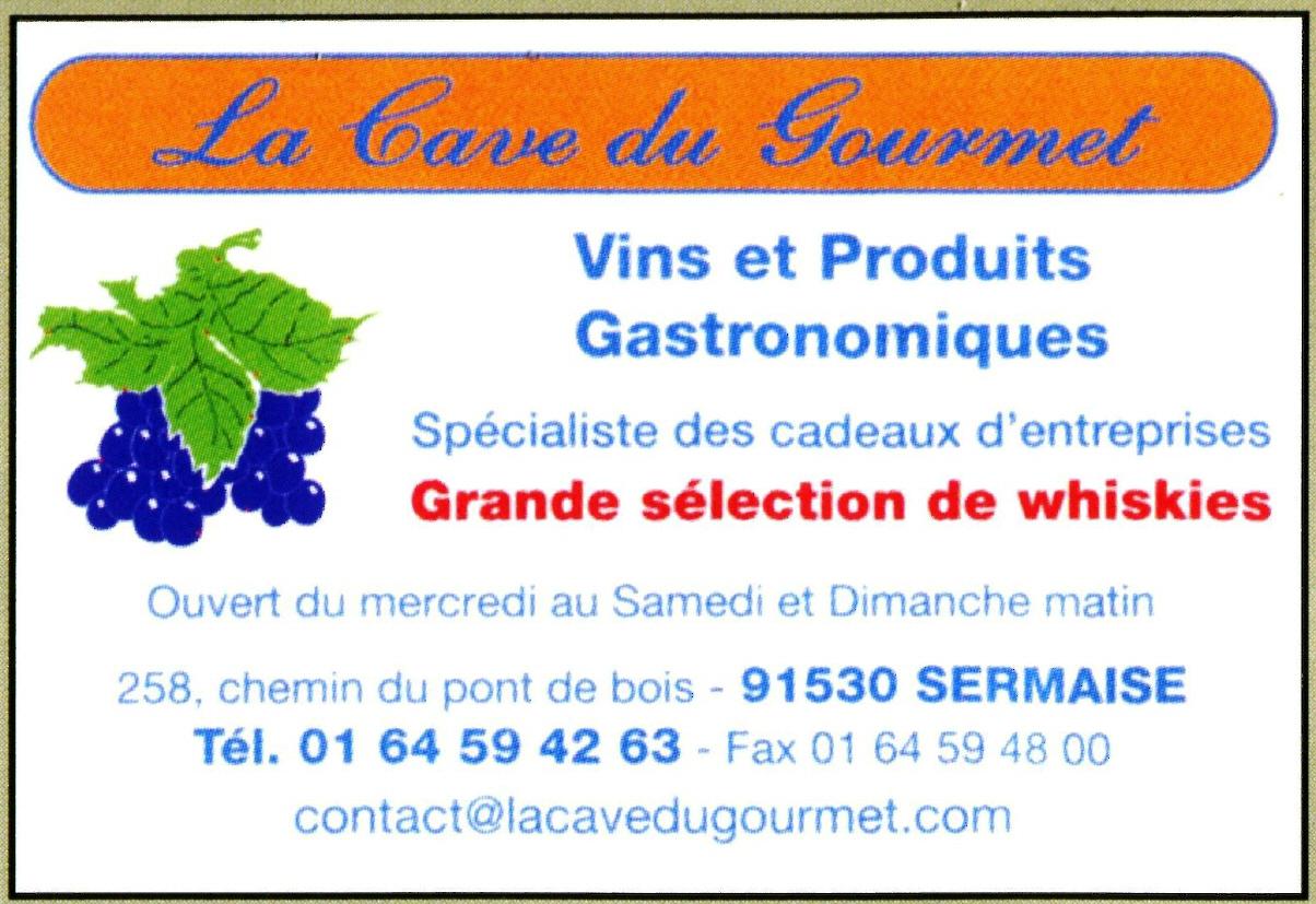 La Cave du Gourmet soutient Sermaise Électro modélisme