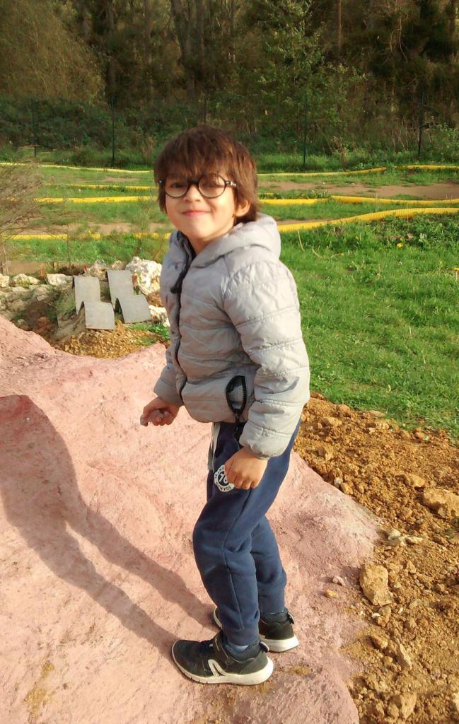 Enfant François 2