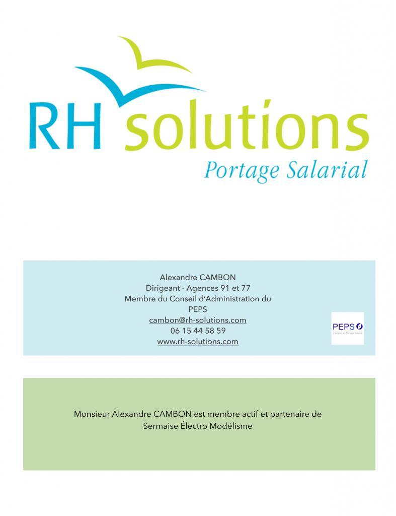 RH Solutions portage salarial