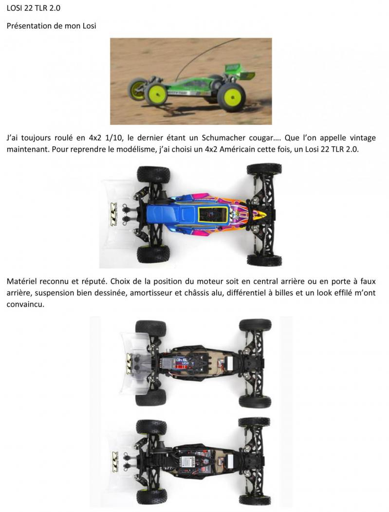 Losi 22 tlr 2 1